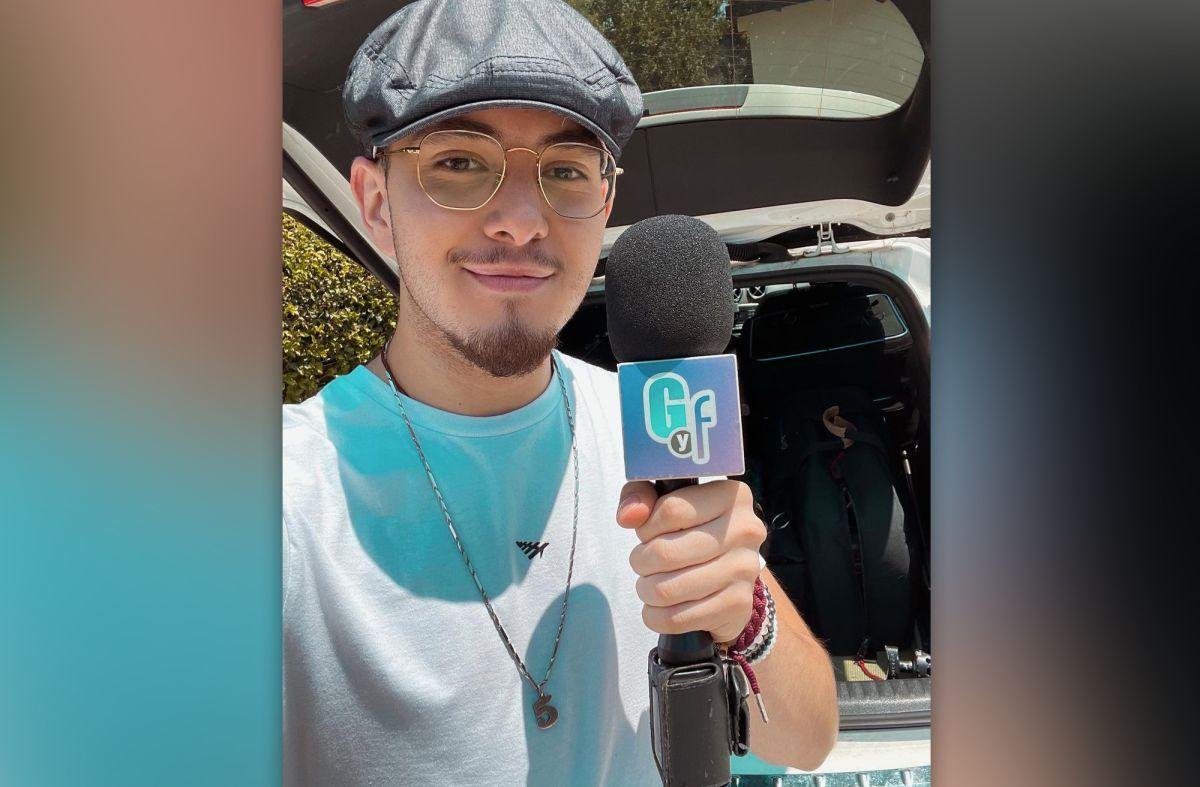 Johnny López, el hermano de Chiquis, bromea con conseguir trabajo en 'El Gordo y La Flaca'