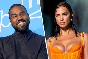 Kanye West e Irina Shayk despiertan rumores de romance tras vacaciones en Francia