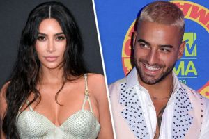 Kim Kardashian dice si es novia de Maluma tras separación de Kanye West