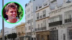 En el abandono y en ruinas, así luce el apartamento de la abuela de Luis Miguel en España