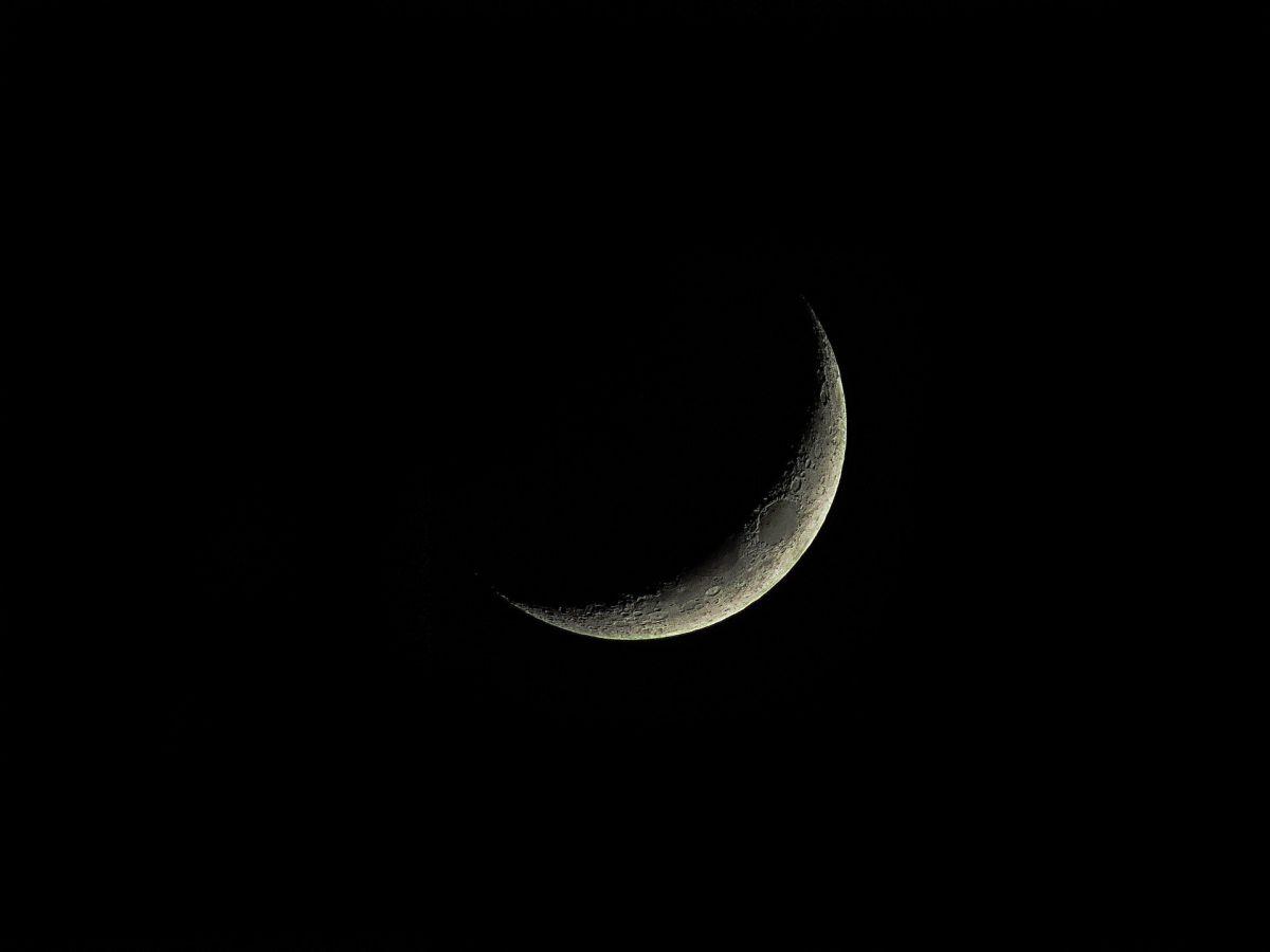 Llega la luna nueva de junio, momento ideal para atraer la abundancia
