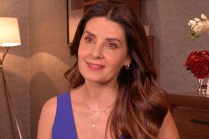Mayrín Villanueva 'muy emocionada' ante el estreno de 'Si Nos Dejan' por Univision