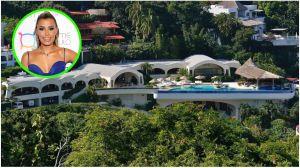 Conoce la mansión donde Michelle Salas celebró su cumpleaños al puro estilo de Luis Miguel