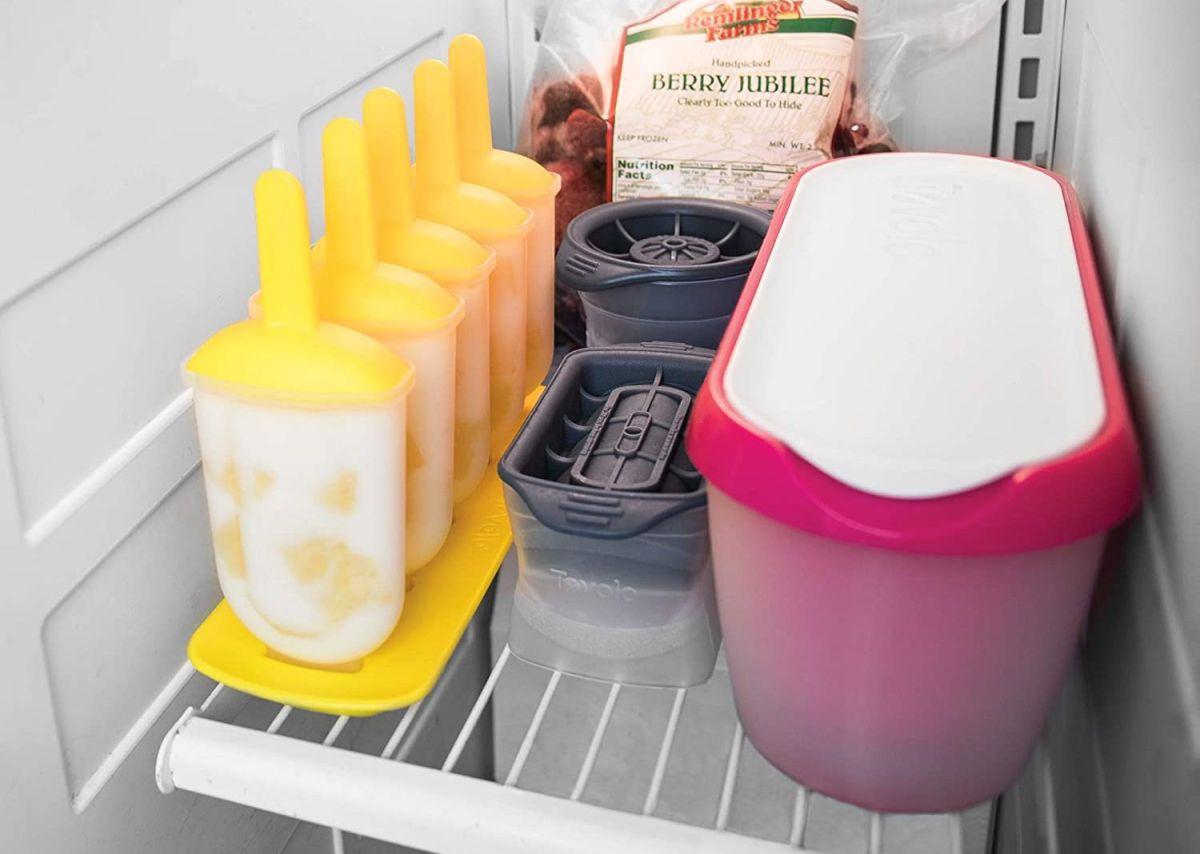 Los mejores moldes para paletas y helados caseros