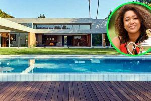 Así es la increíble mansión donde se refugia Naomi Osaka tras retirarse de Roland Garros