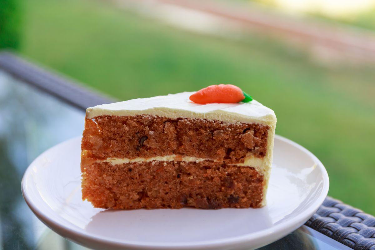 Pastel de Zanahoria, un postre muy sencillo y delicioso para compartir