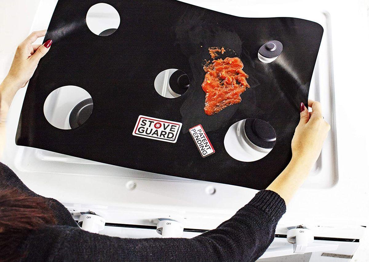 Las mejores opciones de protectores para los quemadores de tu estufa y mantenerla siempre como nueva