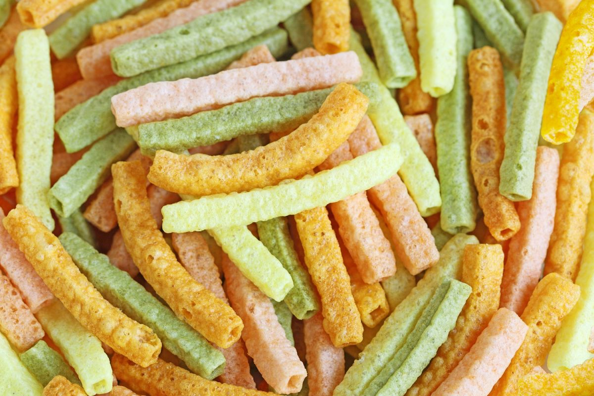 snacks veggie