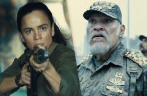 Lanzan nuevo tráiler de 'The Suicide Squad' con Joaquín Cosío y Alice Braga