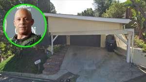 Así luce la 'humilde' casa en la que vivió Vin Diesel antes de triunfar con 'Fast & Furious'