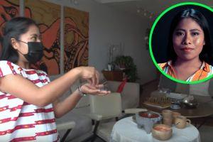 Video: Yalitza Aparicio presume por dentro su hermoso apartamento en Ciudad de México