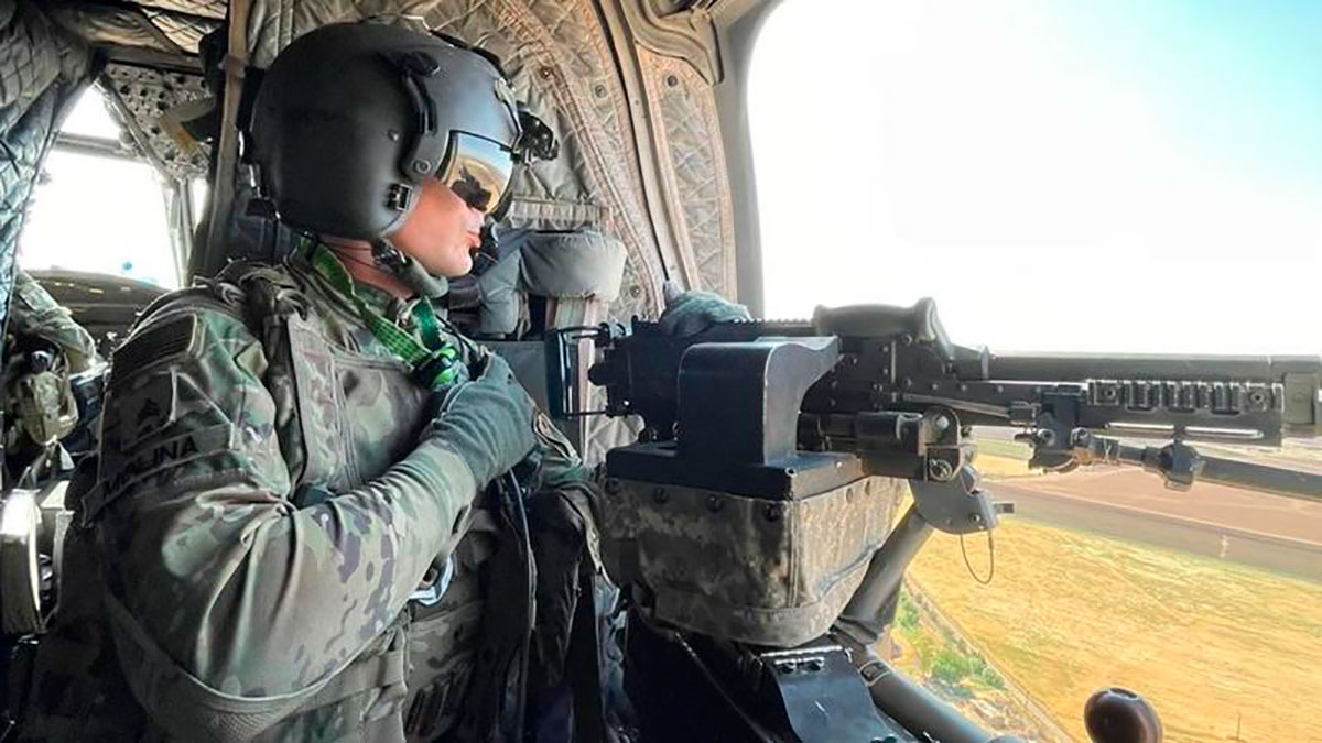Sólo quedan 2.500 soldados regulares de EE.UU. en Irak.