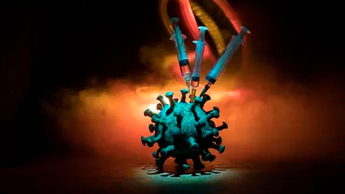 Así lucha el coronavirus contra las vacunas para intentar escapar de ellas