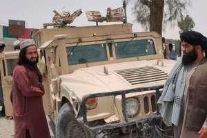 Los mapas que muestran cómo el Talibán ha recuperado la mitad de Afganistán