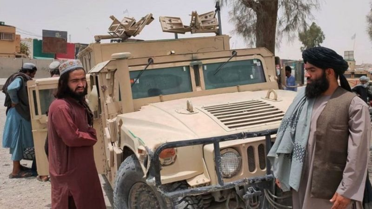 El Talibán se está acercando a ciudades afganas ante la retirada de las tropas estadounidenses.