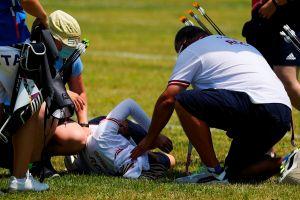 Tokio 2020: atleta de Rusia se desmayó durante una competencia de tiro con arco en los Juegos Olímpicos