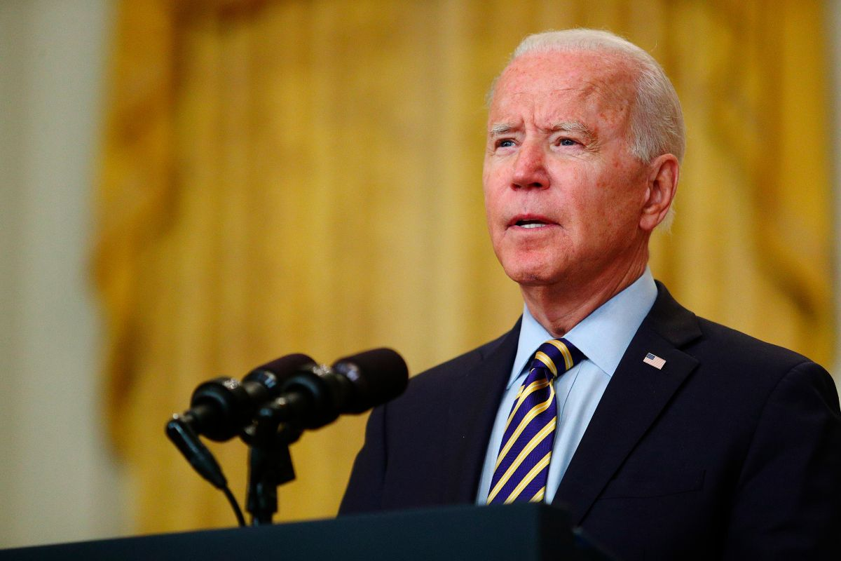 Joe Biden busca reducir las brechas de desigualdad en todo el país con la orden ejecutiva.