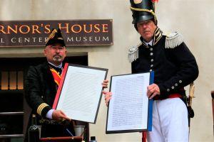 Florida celebró los 200 años de su traspaso de España a Estados Unidos