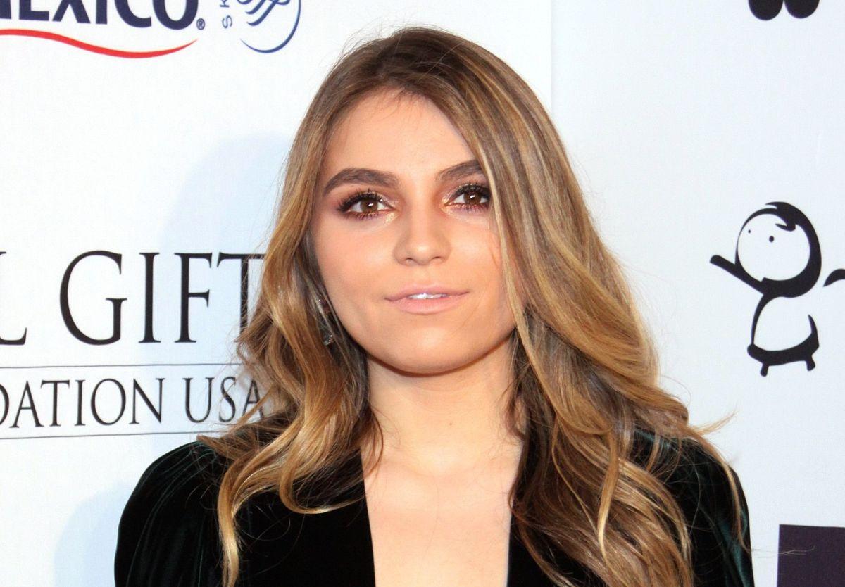 Sofía Castro es criticada por lucir demasiado delgada.