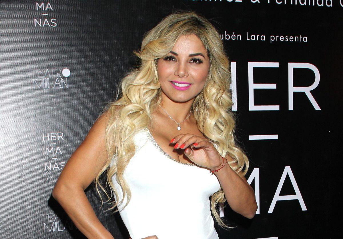 Aleida Núñez confiesa que sufrió violencia física y sexual.