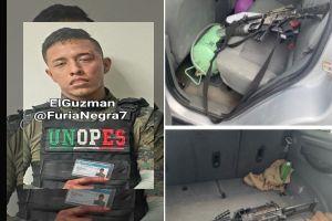 Abaten a sicario y detienen a 3 más que liberaron a líder del Cártel del Golfo en la frontera