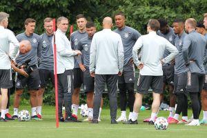Así no: selección olímpica de Alemania abandonó el partido ante Honduras tras alegar conductas racistas