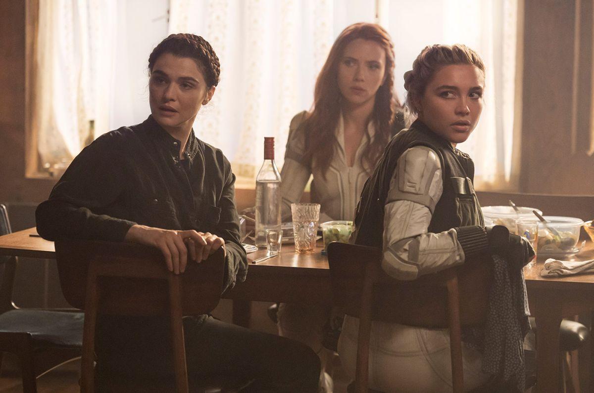 Rachel Weisz interpreta a Melina Vostokoff, figura central en el pasado de Natasha Romanoff.