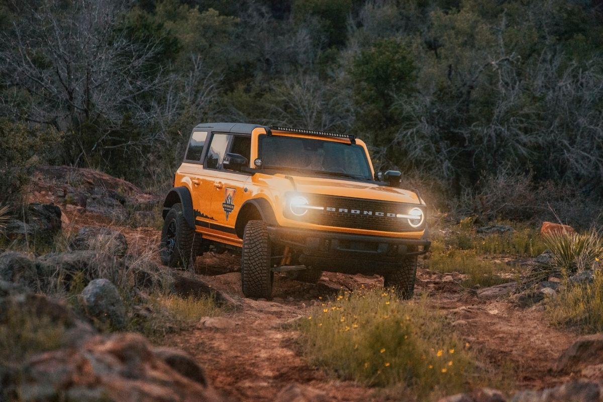 La producción del Ford Bronco 2021 inició hace unas semanas para cumplir con las entregas pautadas para junio.
