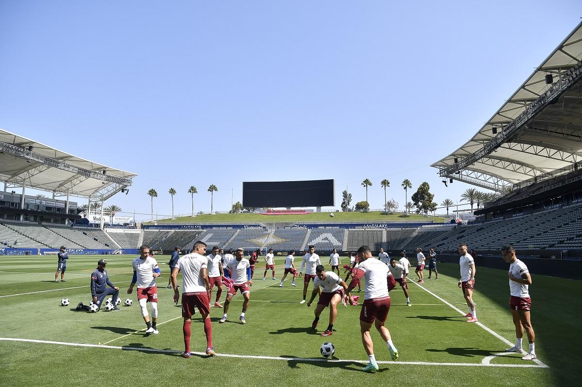 León y Cruz Azul definirán el título en Carson, Los Ángeles.