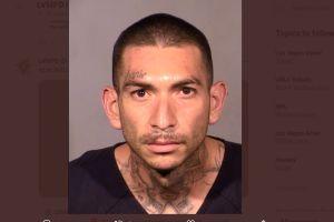 Tarjeta de COVID-19 ayuda al arresto de hombre que causó terror durante 24 horas de robos y asesinatos en Las Vegas
