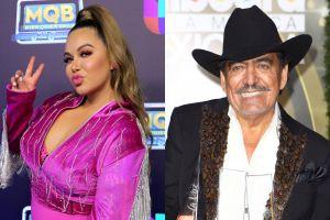 Maribel Guardia responde si es verdad que Joan Sebastián pretendió a Chiquis Rivera