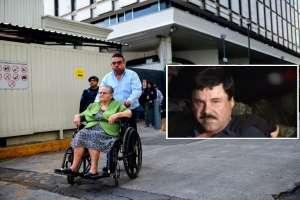 Mamá del Chapo Guzmán, Consuelo Loera Pérez convalece por coronavirus