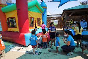 Cumple dos años el proyecto educativo Yes We Can para niños migrantes en la frontera