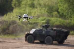 Narcos pretendían atacar con drones edificio de autoridades mexicanas