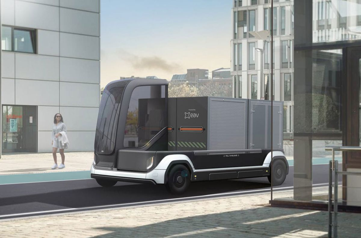 LINCS, la solución eléctrica para el traslado de carga