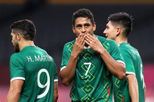 México respira: El Tri gustó, goleó a Sudáfrica y clasificó a los cuartos de final de Tokio 2020