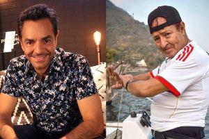 Eugenio Derbez asegura que Sammy Pérez fue abandonado en el hospital por su novia