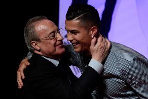 """Polémica por el nuevo audio de Florentino Pérez: """"Cristiano Ronaldo es un tío imbécil y Mourinho un anormal"""""""