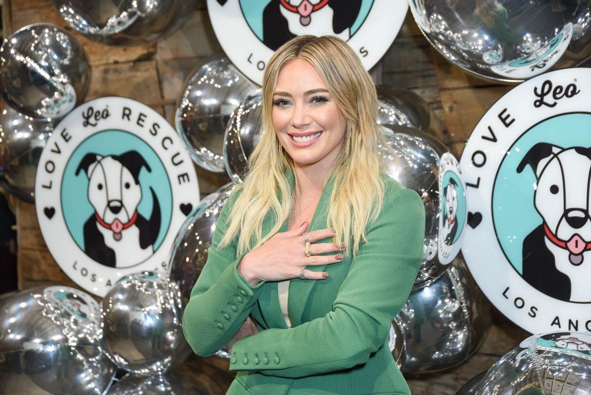 Hillary Duff, de 33 años, le contó a sus fans cómo fue dar a luz a su tercera hija.