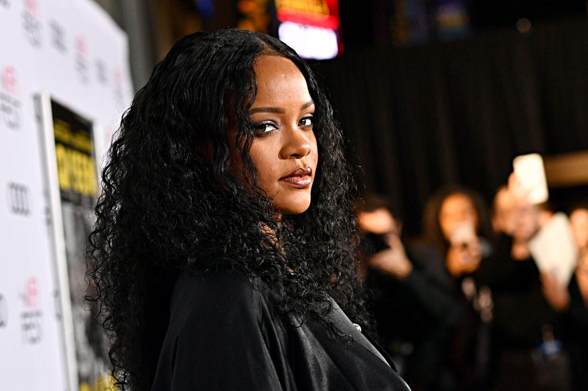 Rihanna es una de las celebridades más molestadas por los intrusos.
