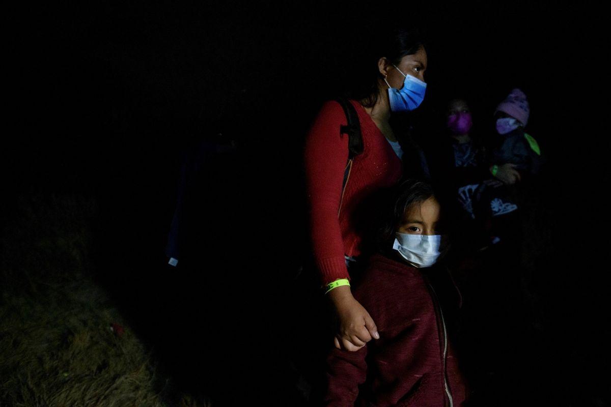Más de 34 mil infantes transitaron territorio mexicano de manera irregular