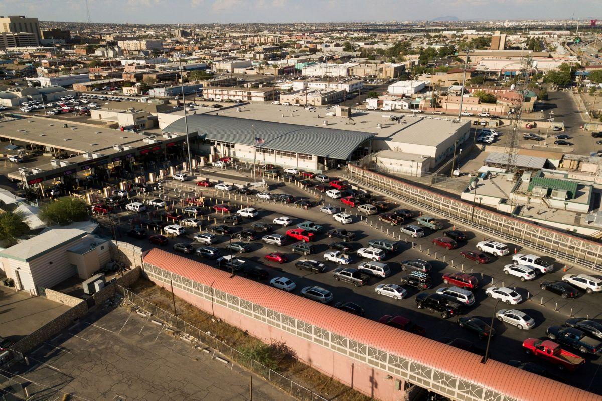Estados Unidos extiende cierre de la frontera ante aumento de casos de variante Delta