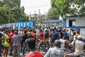 El gobierno interino de Haití solicitó asistencia de seguridad de Estados Unidos
