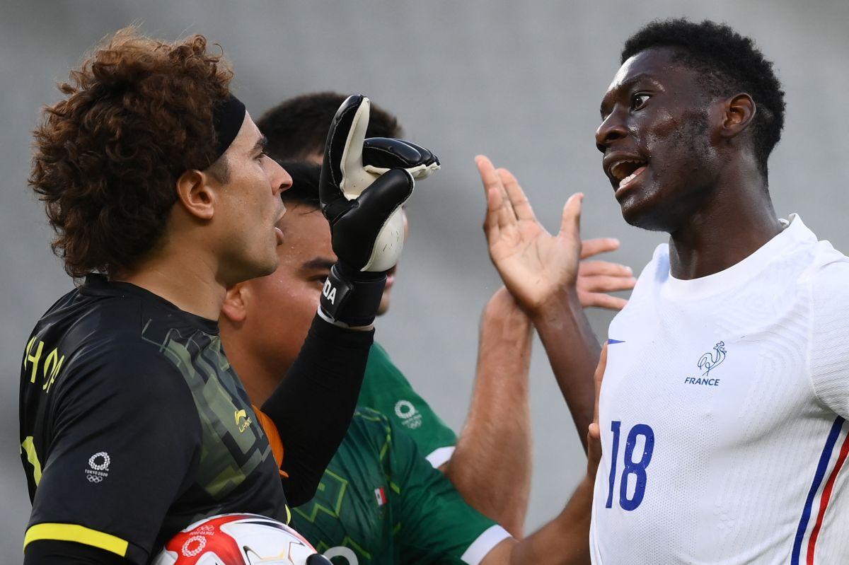 """Duelo personal: """"Memo"""" Ochoa le mandó unas indirectas a André-Pierre Gignac y criticó el nivel de Francia"""