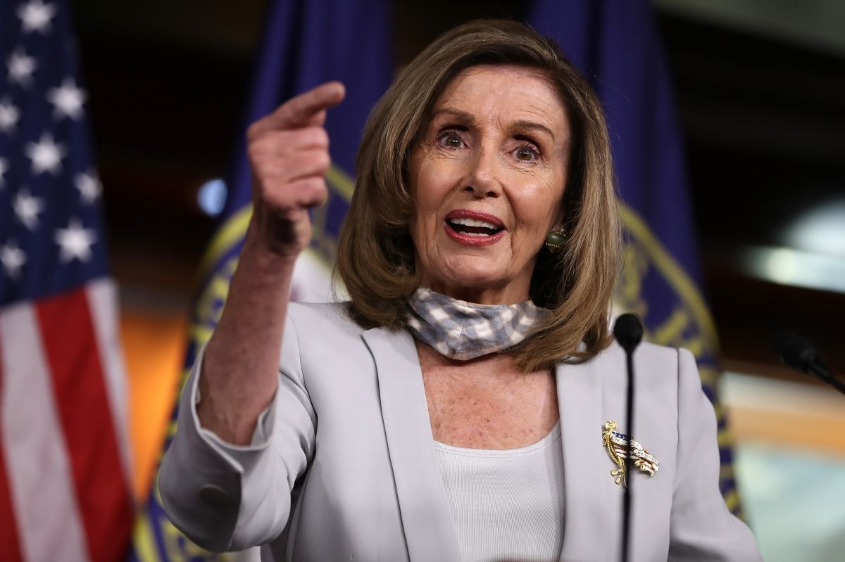 Un colaborador de Nancy Pelosi está entre los contagiados de COVID-19.