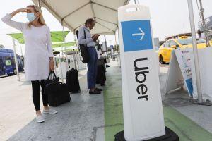 Conductores de Uber y Lyft de California hacen paro de 24 horas por las condiciones laborales