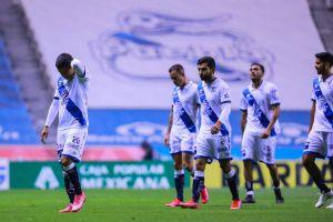 Brote de COVID-19 en Puebla obliga a cancelar el partido contra Toluca