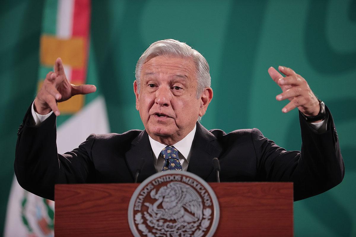 AMLO se pronuncia por levantar el bloqueo comercial a Cuba.
