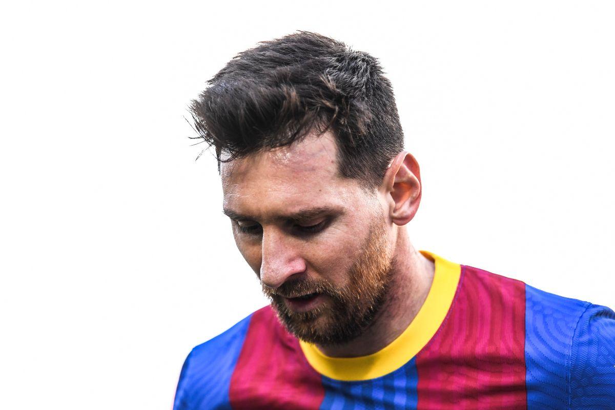 Lionel Messi no renovó con el FC Barcelona.