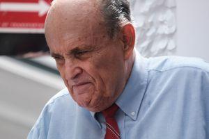 Rudy Giuliani fue suspendido de ejercer la abogacía en Washington, D.C.